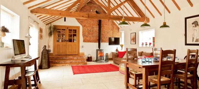 Furnishing Your Rental Barn